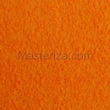 Фоамиран плюшевый (оранжевый).