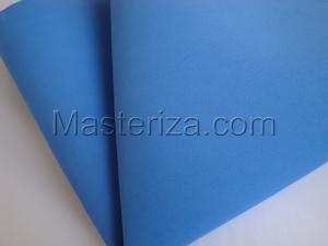 Фоамиран premium (синий).