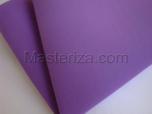 Фоамиран premium (фиолетовый).