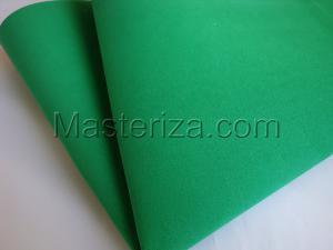 Фоамиран premium (зелёный).