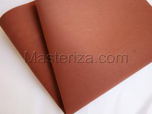 Фоамиран premium (коричневый).