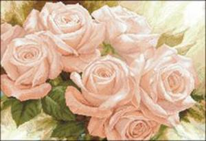 Королева цветов. Размер - 50,8 х 34,8 см