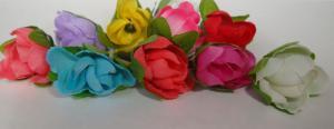 Роза (микс). Размер - 2 см.