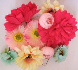 Цветы (микс,5 видов).