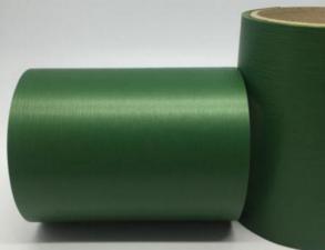 Лента Аспидистра (зелёный). Ширина 12 см.