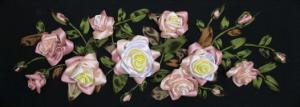 Розы. Размер - 70 х 25 см.