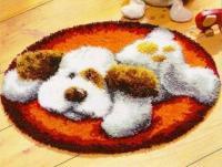 • Подушки,коврики (ковровая техника)