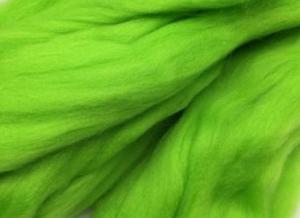 Шерсть для валяния салат (026).