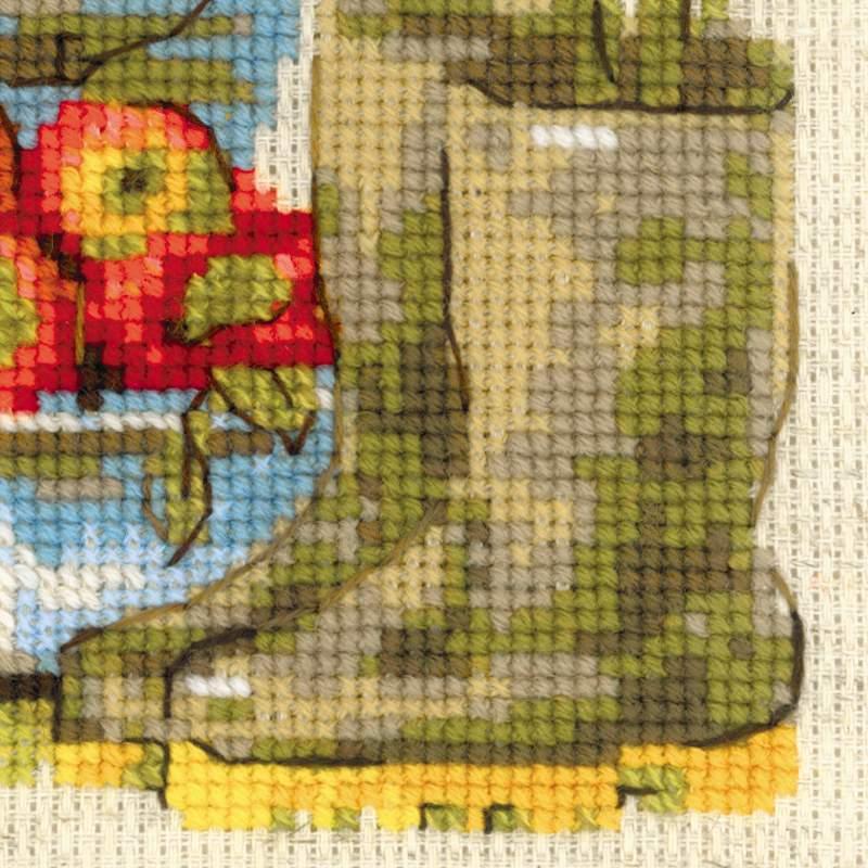 Наборы вышивки крестом новинки риолис каталог 34