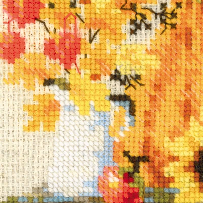 Наборы вышивки крестом новинки риолис каталог 60