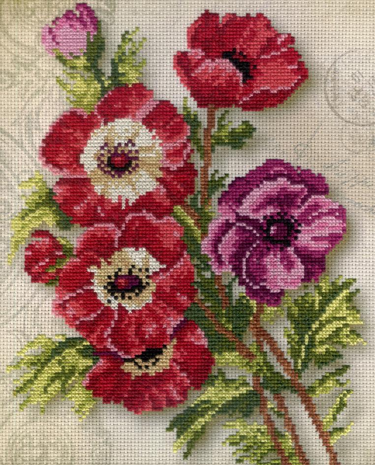Распродажа наборов для вышивки крестом со скидкой 54