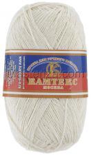 Пряжа Лён. Цвет 205 (белый)