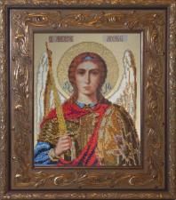 Святой Михаил. Размер -24 х 33 см