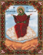 """Икона Божьей Матери """"Спорительница хлебов"""". Размер - 18 х 23 см."""
