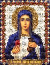 Икона Св. Равноап. Мария Магдалина. Размер - 8,5 х 10,5 см.