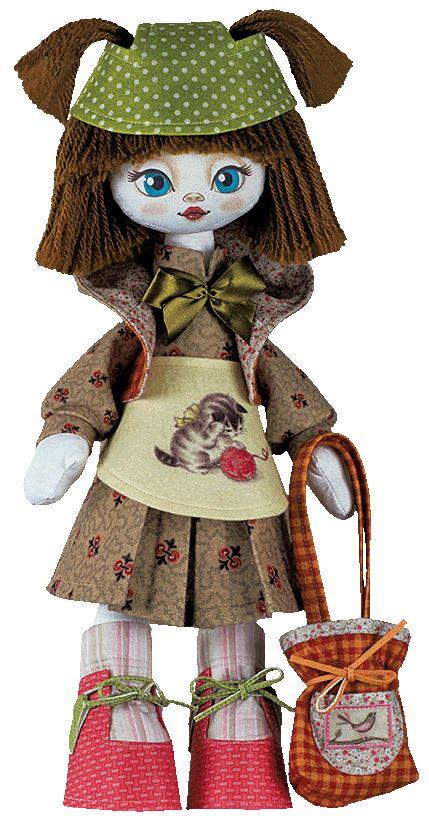Куклы рукодельные