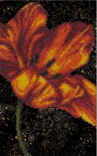 Тюльпан. Размер - 11 х 17,5 см.