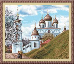 Успенский кафедральный собор. Размер - 36 х 25 см.